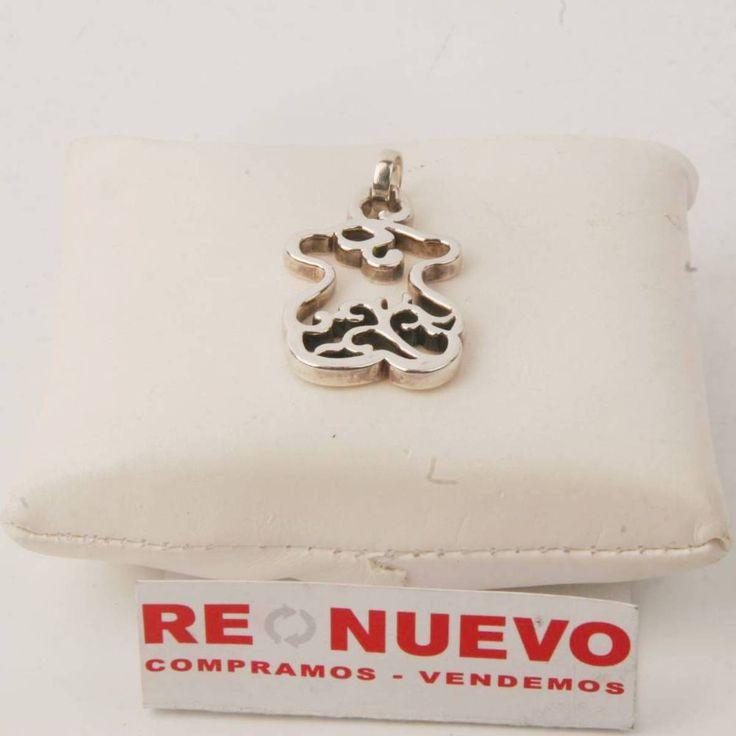 Colgante TOUS UMI plata de primera ley E278898   Tienda online de segunda mano en Barcelona Re-Nuevo