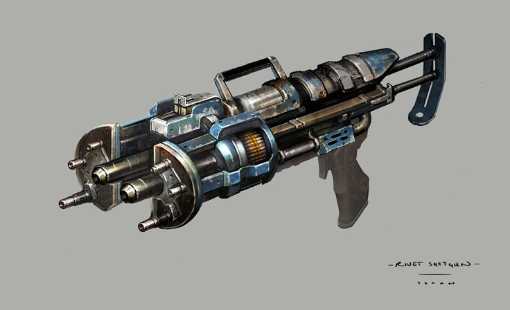 Dead Space 3 Rifle 257 best images about ...