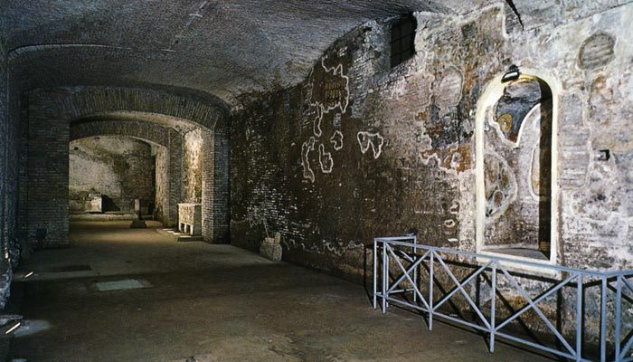 The Underground Chambers of San Clemente & Santi Giovanni e Paolo - Guided Tour in Rome, Italy