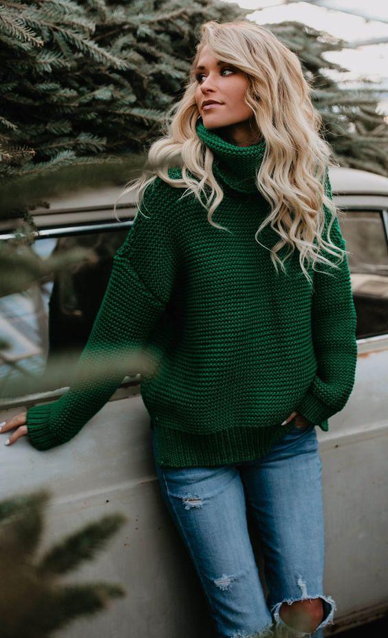 Stilvolle Winter-Outfits, die definitiv kopieren lohnt