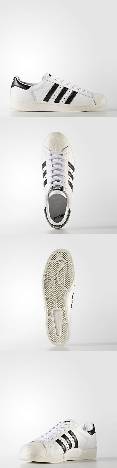 Men Shoes: Adidas Superstar Boost Shoes Men S White -> BUY IT NOW ONLY: $84 on eBay!