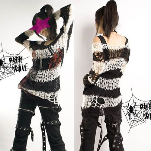 Emo Punk Clothing Stores Online