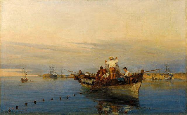 Κωνσταντίνος Βολανάκης: Ο ζωγράφος της θάλασσας! | synoro news