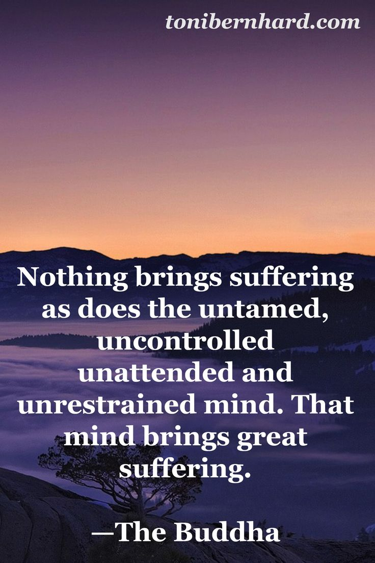 The Buddha on what brings suffering...  quotes.  wisdom.  advice.  life lessons.
