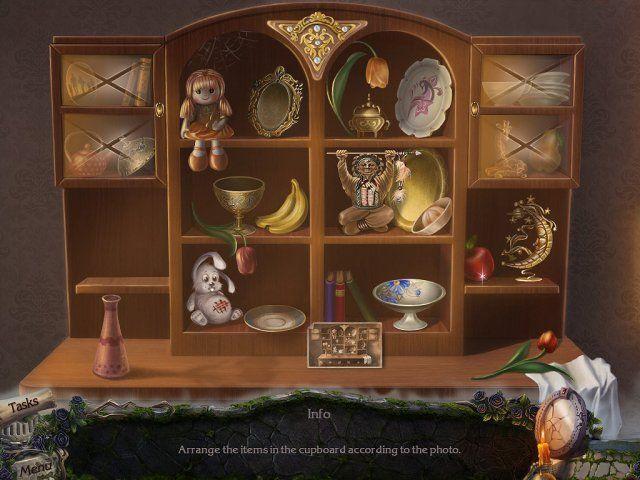 Jogo «Mystery Castle: The Mirror's Secret. Platinum Edition» 29.04.2017 http://pt.topgameload.com/?cat=casualpcgames&act=game&code=10596  Groth, o Ladrão de Almas, sequestrou sua filha. Terá de utilizar todas as suas qualidades para sair triunfante desta batalha. Poderá sobreviver às engenhosas armadilhas do Misterious Castle, resistir à magia de Groth e libertar as almas prisioneiras, numa esmagadora vitória sobre as forças do mal? A resposta vai ajudá-lo a encontrar Mistery Castle: The…