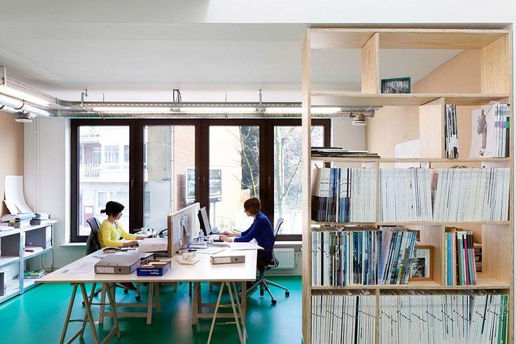 Kantoor - De Gouden Liniaal Architecten