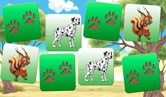"""""""Найти две одинаковые картинки"""" - игра на внимательность активизирует познавательную деятельность ребёнка."""