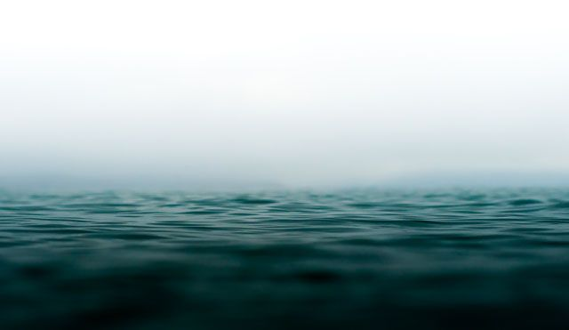 25 Moods of an Ocean, As Seen by a Photographer at Eye Level