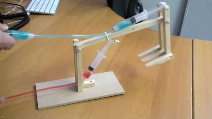 Hydraulic Arm Experiments : Best hydraulic student projects images on pinterest