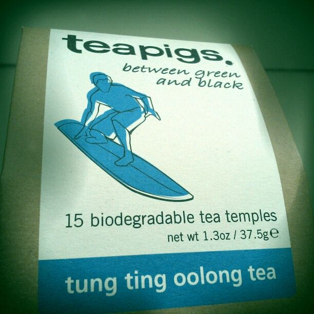 Try an oolong tea instead of your normal green or black - it tastes amazing!  http://www.teapigs.co.uk/tea/shop_by_category/all_tea/tung_ting_oolong_tea.htm
