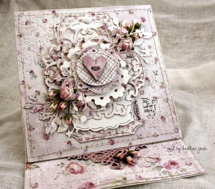 The Dusty Attic Blog: Birthday card set - Heather Jacob
