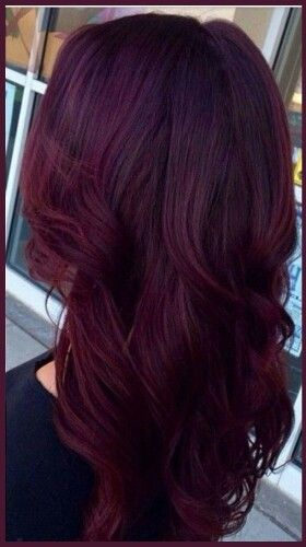 Burgundy Hair Ideas