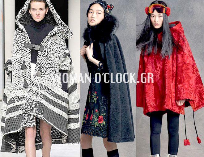 μοδα 2016: Τα 8 Καλύτερα Fashion Trends που θα Φορεθούν το Χειμώνα   Woman Oclock