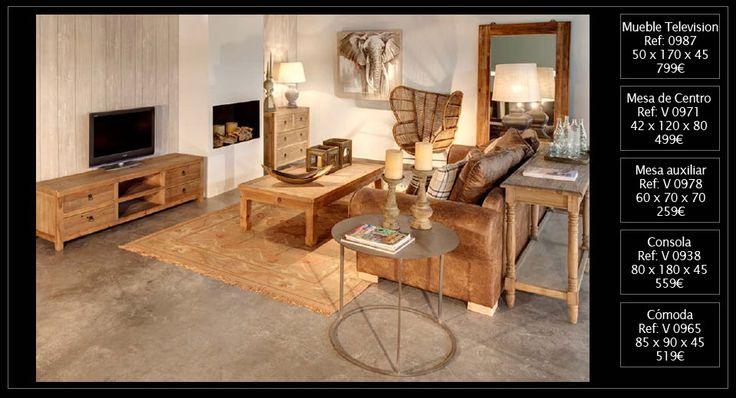 76 best original house muebles images on pinterest - Sofas estilo colonial ...