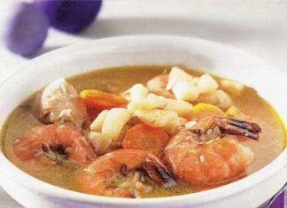 Caldo de Mariscos, Recetas para Desayunos, Recetas Fáciles de Cocina, #recetas #recetasfaciles #recetasdecocina #recetasgratis