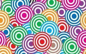 Mooie kleuren overlappen elkaar :)