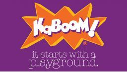 KaBOOM! is the national non-profit dedicated to ensuring that all children get the balance of active play they need and deserve to become healthy and successful adults.