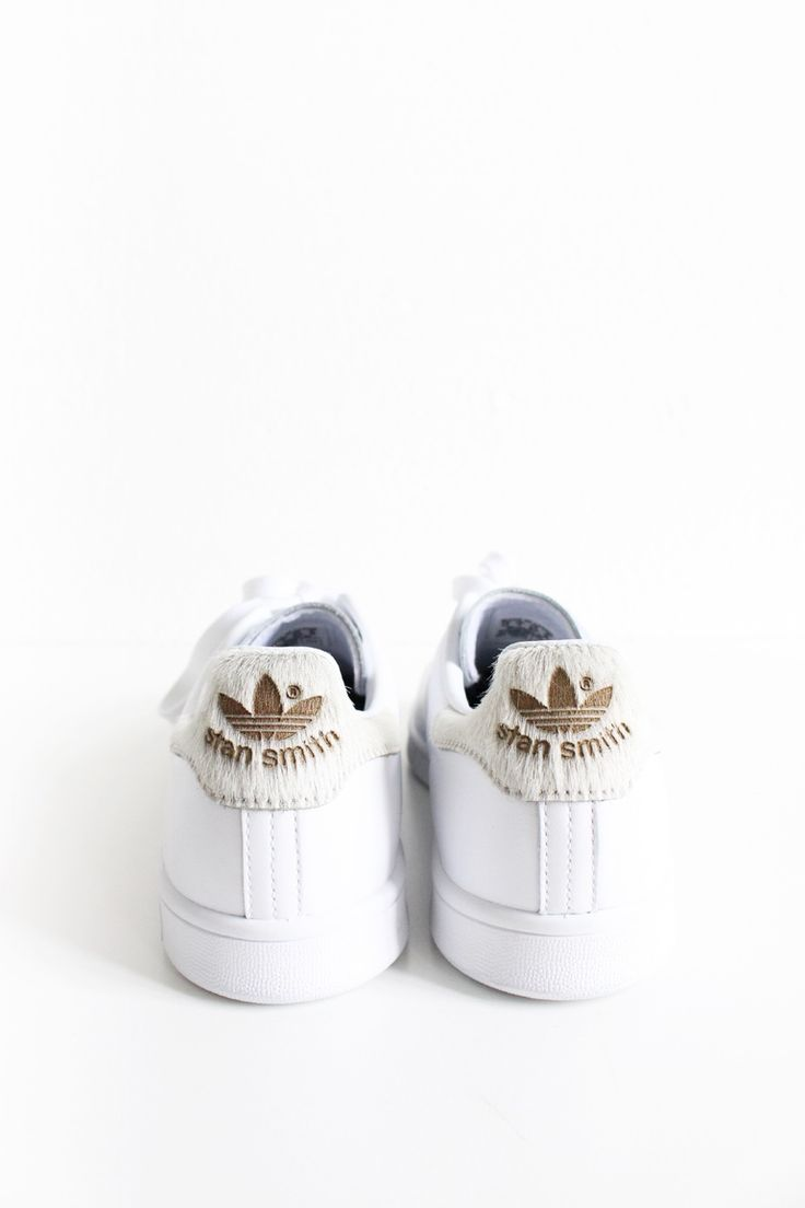 Adidas Stan Smith Pony Hair // Connectedtofashion.creatorsofdesire.com