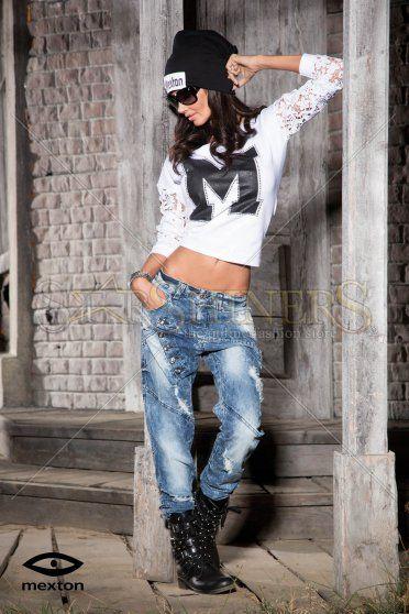 Mexton Fresh Cuddle Blue Jeans