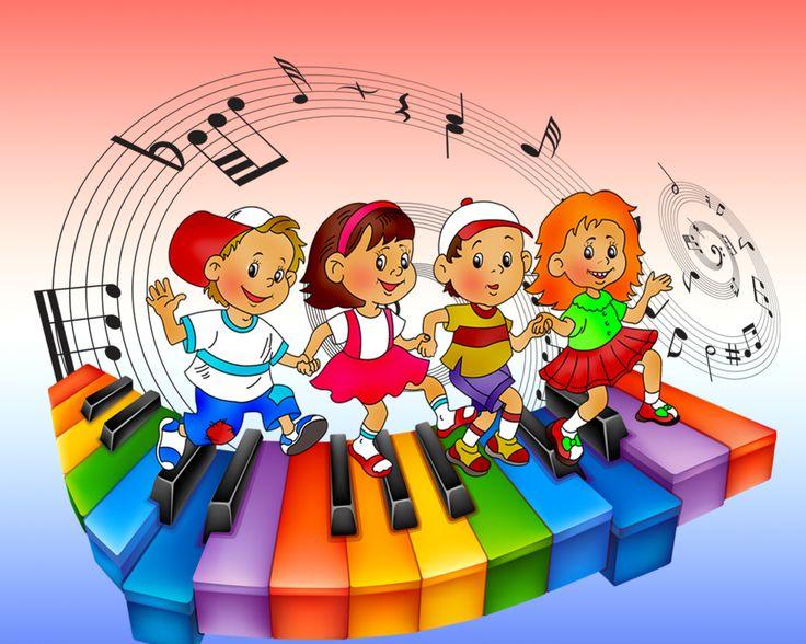 Дети поют песню картинки