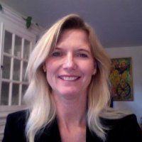 Carina Larsfälten, Chief International Relations Officer.  Geneva, Switzerland