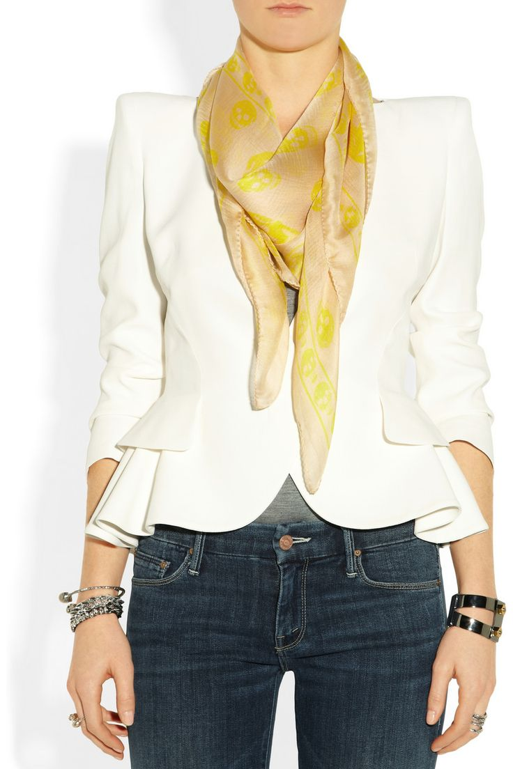 17 Best images about scarf on Pinterest