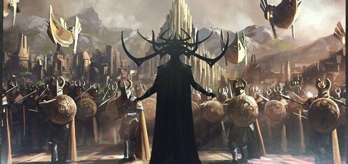Thor 3 Ragnarok: la Muerte, Thanos y la Guerra del Infinito