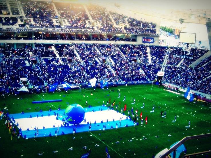 """""""Estádio do Dragão""""    Porto, July 2008"""