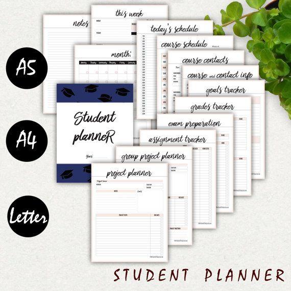 online homework planner