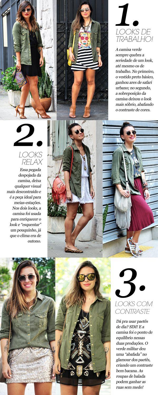 Small Fashion Diary: amor à camisa!