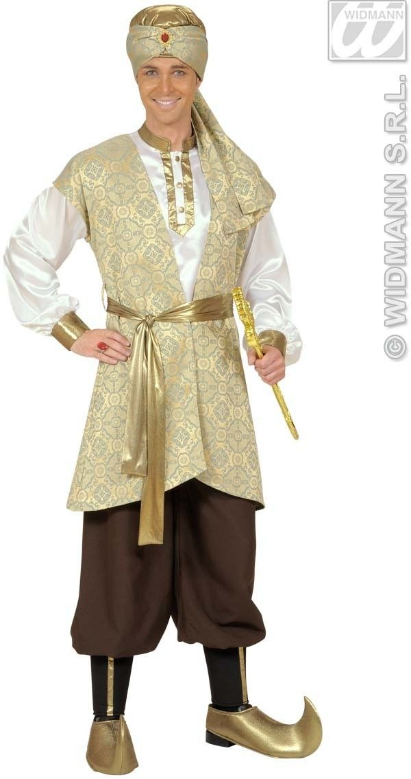persian king costume   Prince Of Persia With Shirt, Brocade Vest, Pants - from Fun Fancy ...
