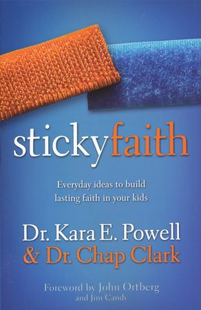 Sticky Faith (would be a great resource for working with the teens)