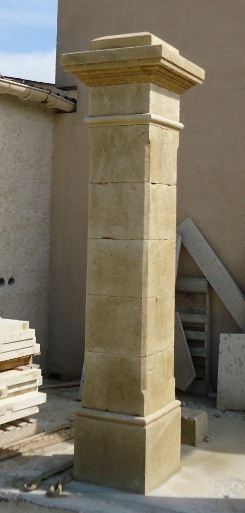 17 meilleures id es propos de pilier de portail sur pinterest pilier portail grillage. Black Bedroom Furniture Sets. Home Design Ideas