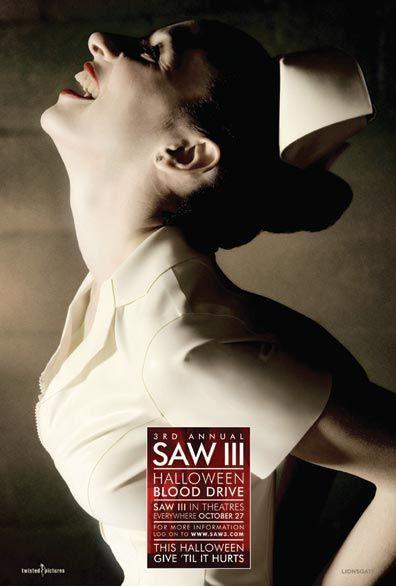 'Saw III' Blood Drive
