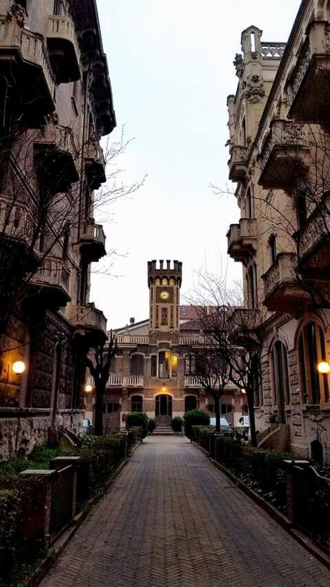 Via Susa, palazzo Ansaldi