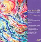 Maria Warshauer: Streams in the Desert [CD]