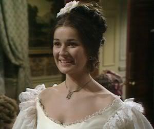 Blanche Ingram in Jane Eyre