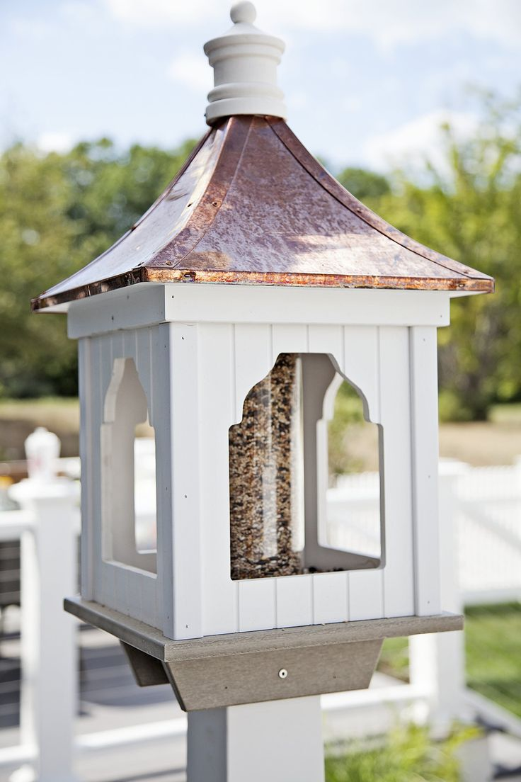 193 Best Images About Bird Houses On Pinterest Bird