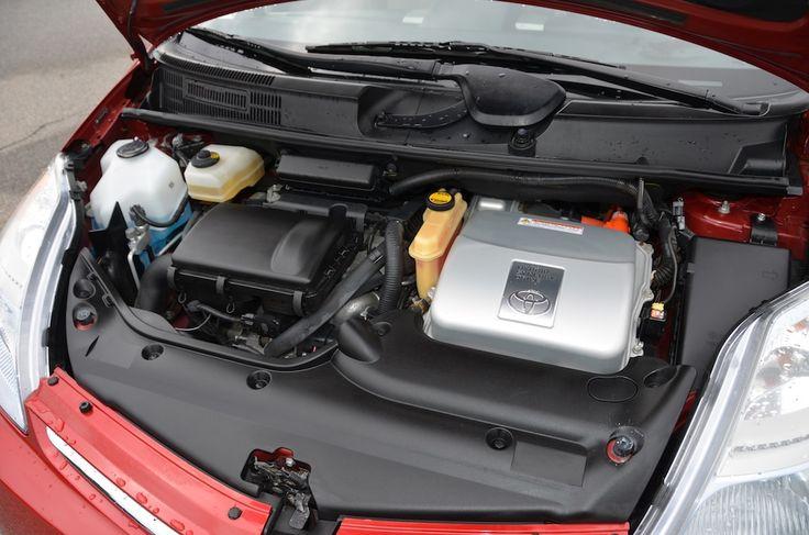 Engine View Of The 2008 Toyota Prius For Sale Toyota Prius Prius Toyota