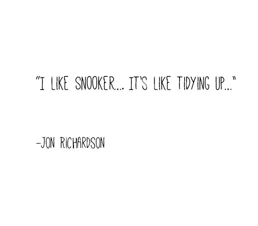 There can never be too many Jon Richardsons in the world..