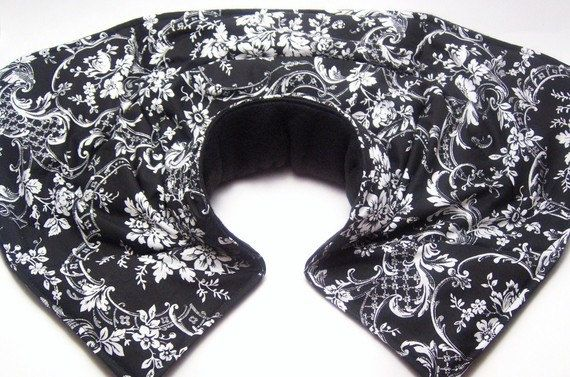 Microwave Neck Warmer Neck Shoulder Heating Pad by theferriswheels