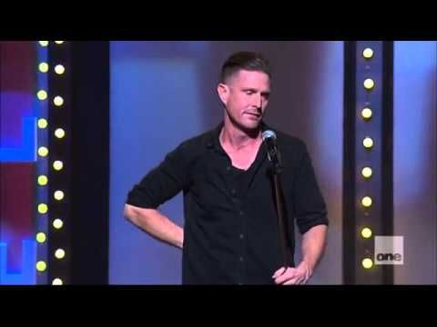 Wil Anderson... never disappoints. #Australia #comedy #festival #2014
