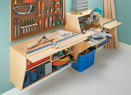 1000 Images About Miter Saw Station Ideas On Pinterest
