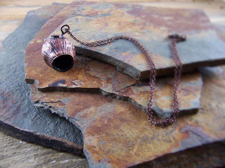 Gum Nut - Antique Copper - Cat No 7