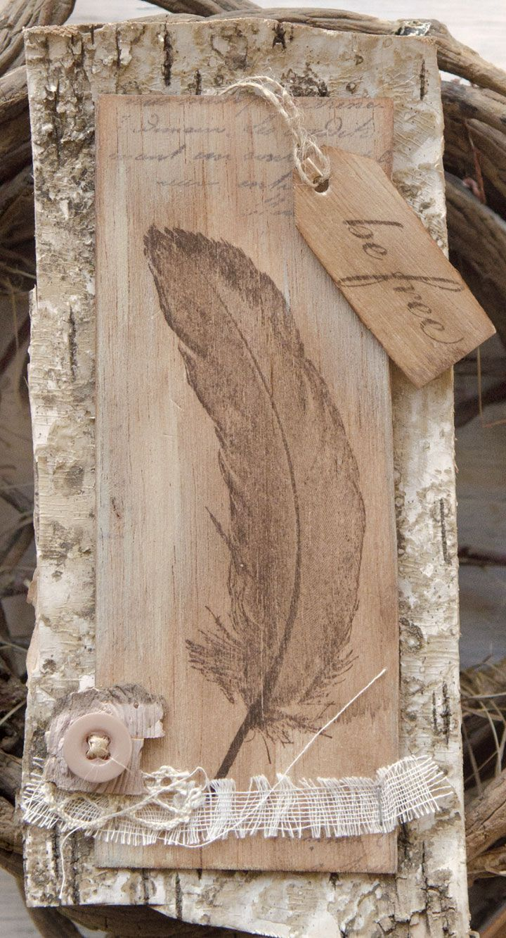 1000 Ideas About Tree Bark Crafts On Pinterest