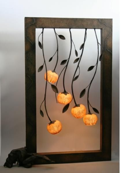 Hanji-Lampe