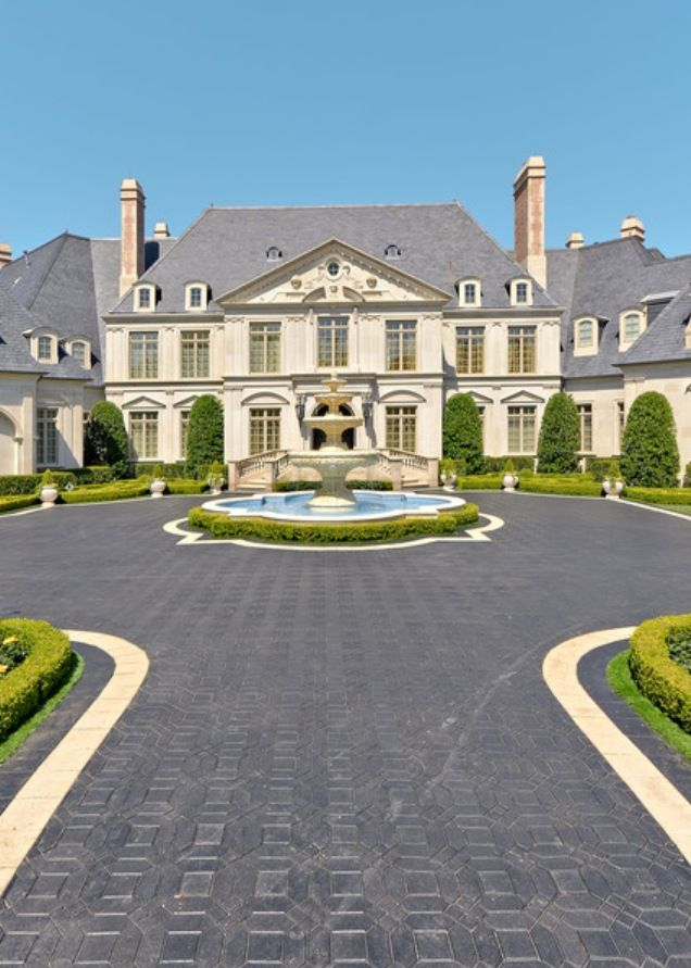100s of Front Entrance Design Ideas www.pinterest.com... Thanks to www.njestates.net...