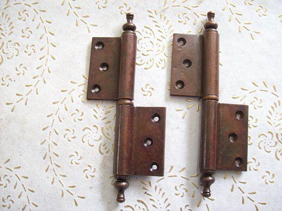 Cerniere dell'annata di Italia in ferro bronzo. per porte