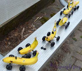 Donkey Kong Banana Races by the Purple Pug