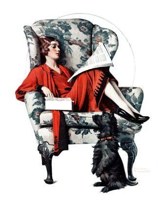 Candy: Rockwell Art, 271925, 27 1925 Gicl, Artnorman Rockwell, Candy, Art Norman, Art Prints, Saturday Evening Posts, June 27 1925